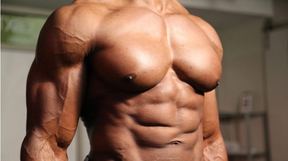 Как правильно накачать грудные мышцы