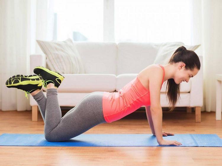 Тренировка на все части тела
