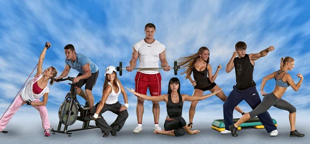 Виды фитнеса и их особенности