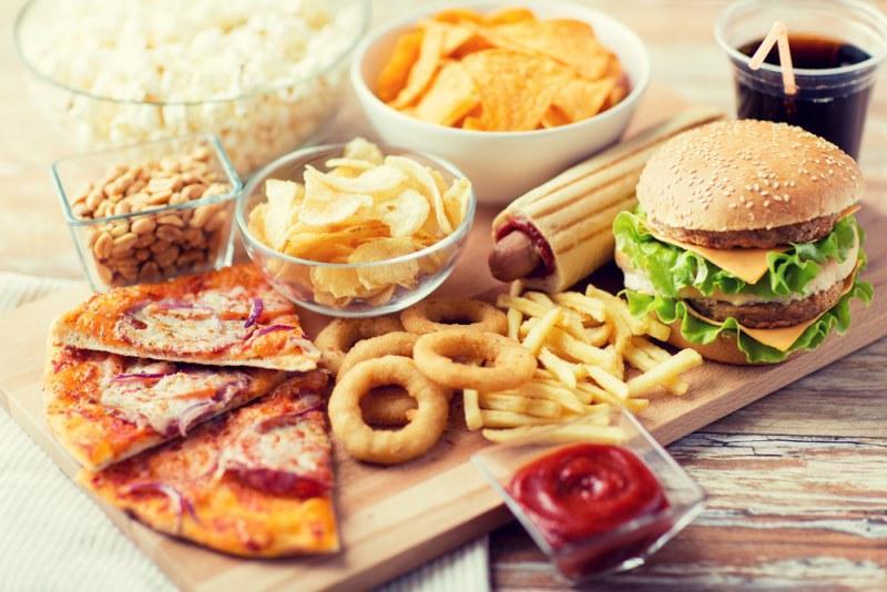 Какие продукты являются самыми жирными?