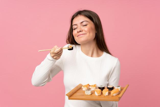 Можно ли есть роллы при похудении