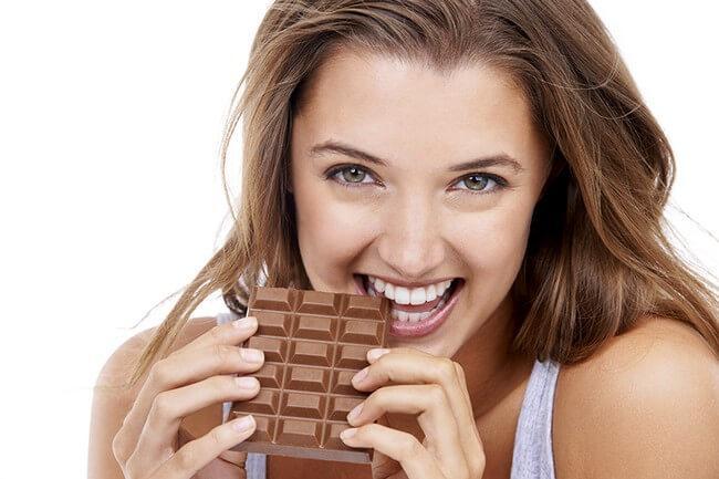 Можно ли есть шоколад при похудении