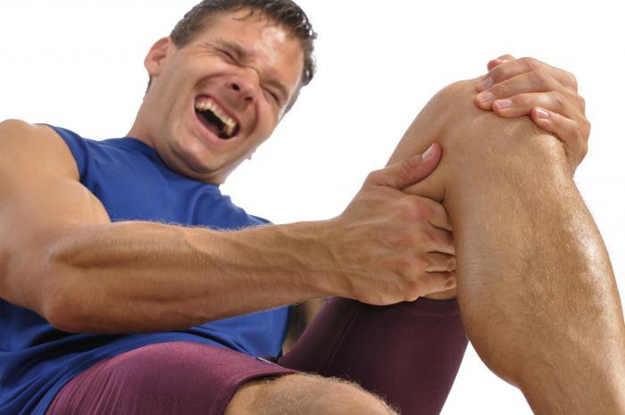 Судороги в ногах – причины их появления и профилактика