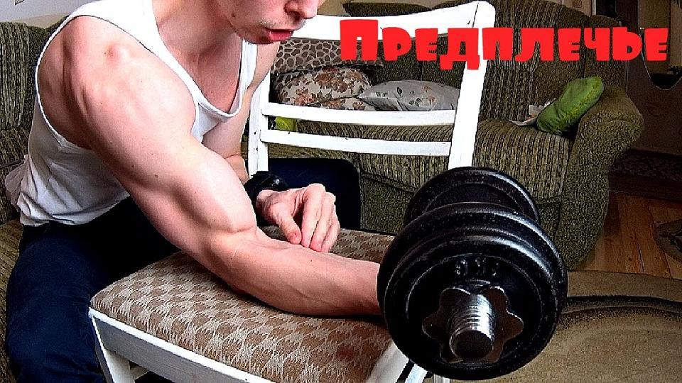 Как развить мышцы предплечий