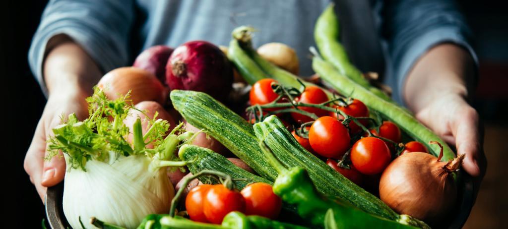 Овощи - едим сколько хотим
