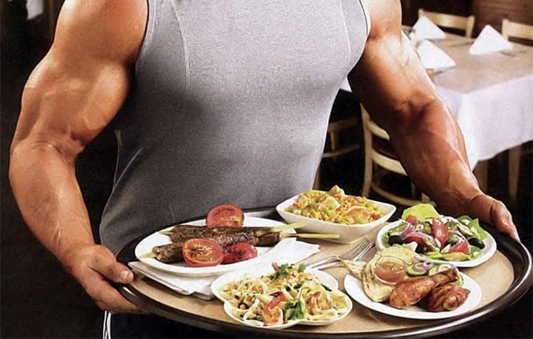 Какие продукты полезны для роста мышц? Как быстро и правильно нарастить мышечную массу