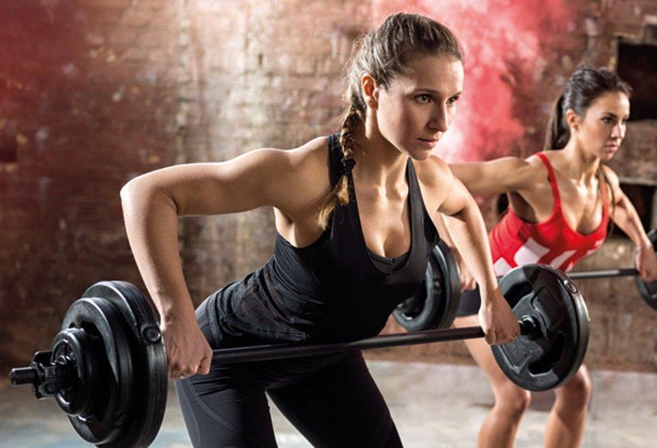 Групповые силовые тренировки и бодибилдинг для женщин