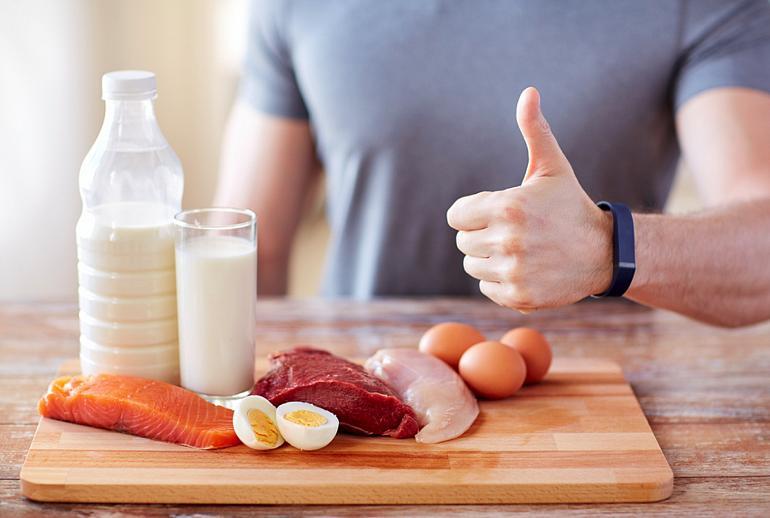 5 основных причин, по которым белок жизненно важен для вашего организма