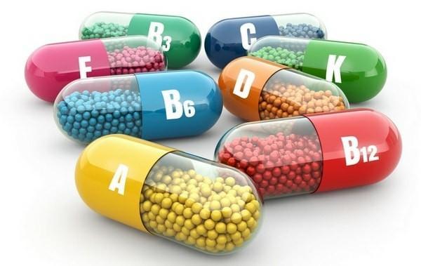 Витамины в бодибилдинге