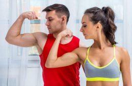 Как быстро растут мышцы