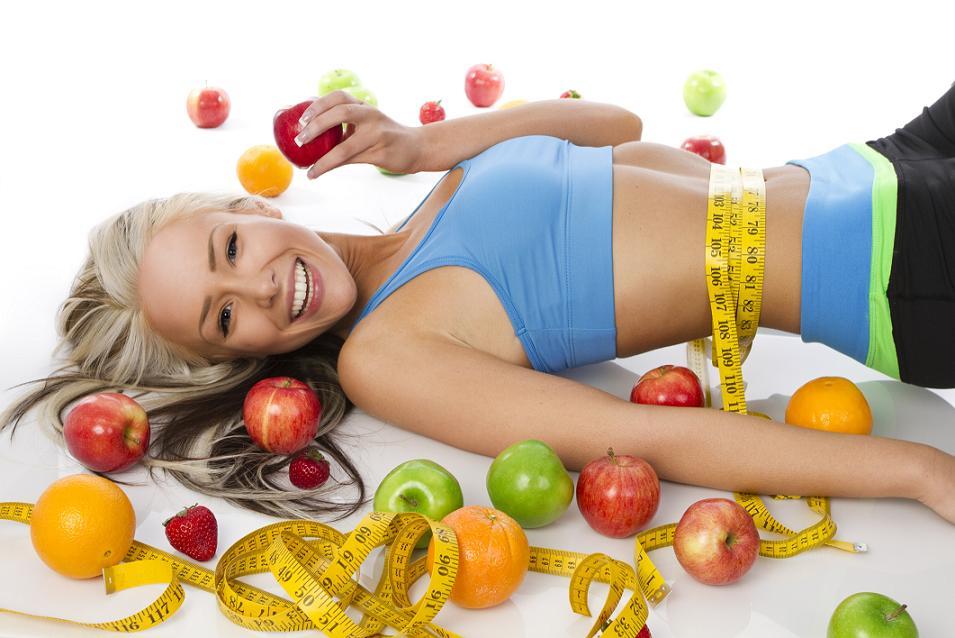 На правильной диете тренировки не нужны