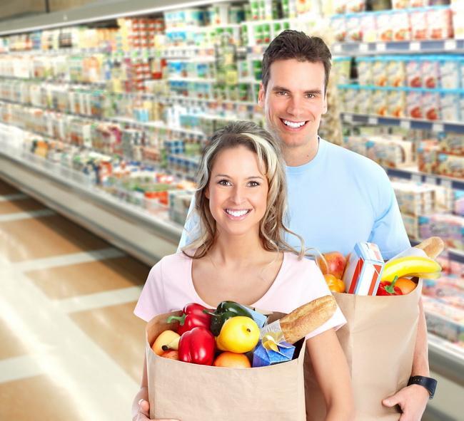 Как не поддаться на уловки супермаркетов и остаться худым