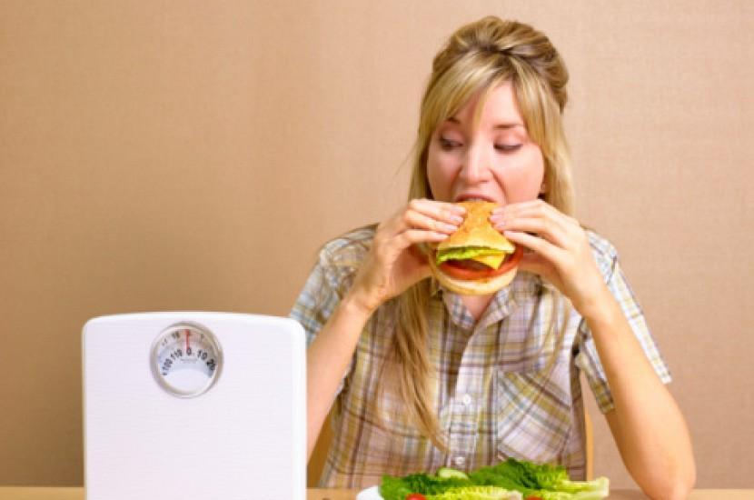 Частые ошибки при диетах