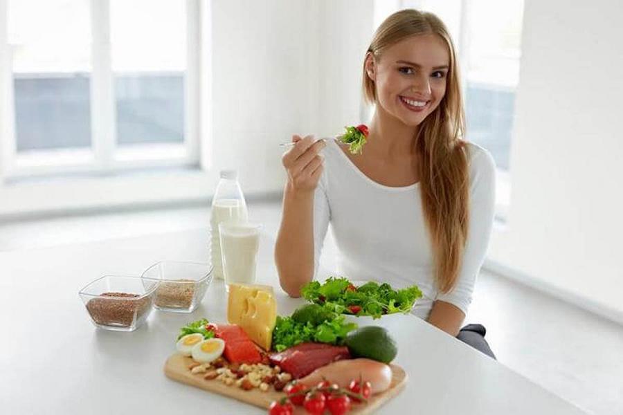 Легкое похудение: меню на день без голодовок