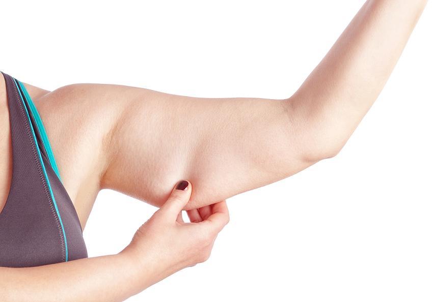 Похудение для рук