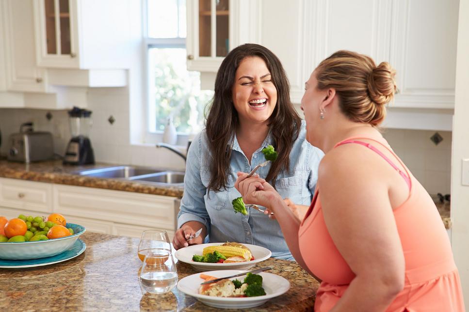 Главные и основные правила похудения в домашних условиях