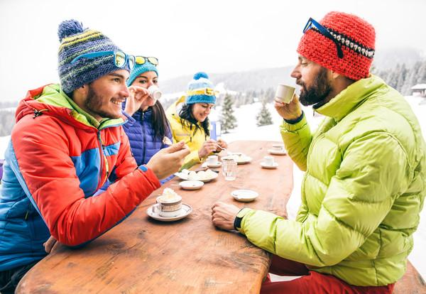 Сбалансированное питание зимой