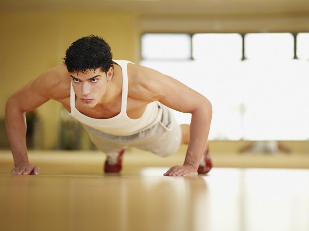 Тренировки со своим весом