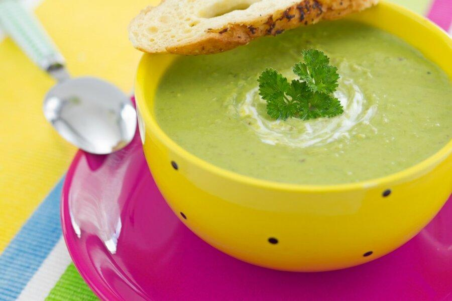 Диетические супы — рецепты