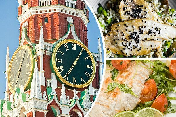 Кремлевская диета — Таблица очков кремлевской диеты