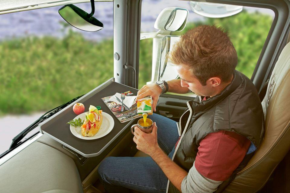 Правильное питание во время путешествий