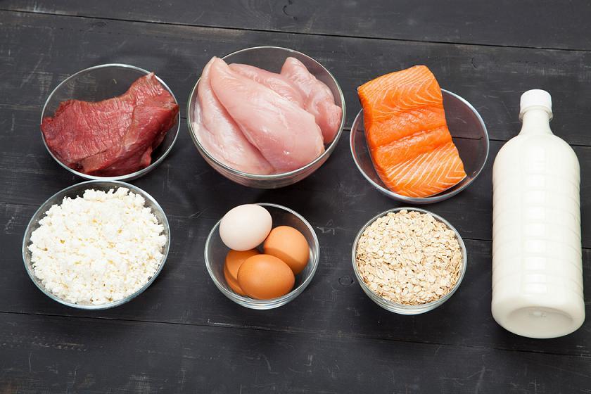 Сколько на самом деле нужно потреблять белка для роста мышц?