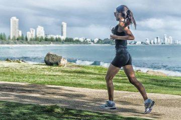 Как бегать, чтобы худели ноги