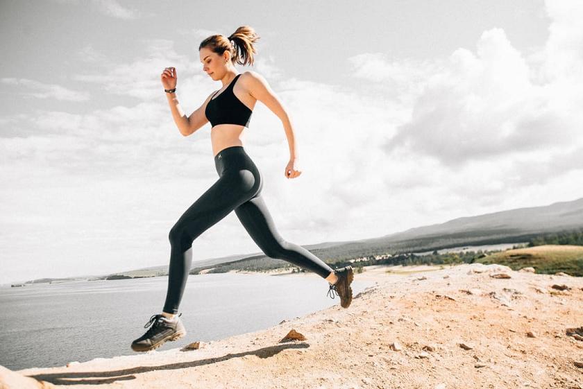 Как бегать