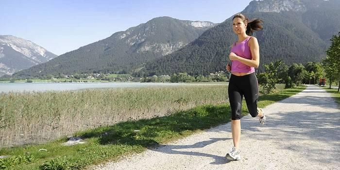 Программы бега для похудения ног