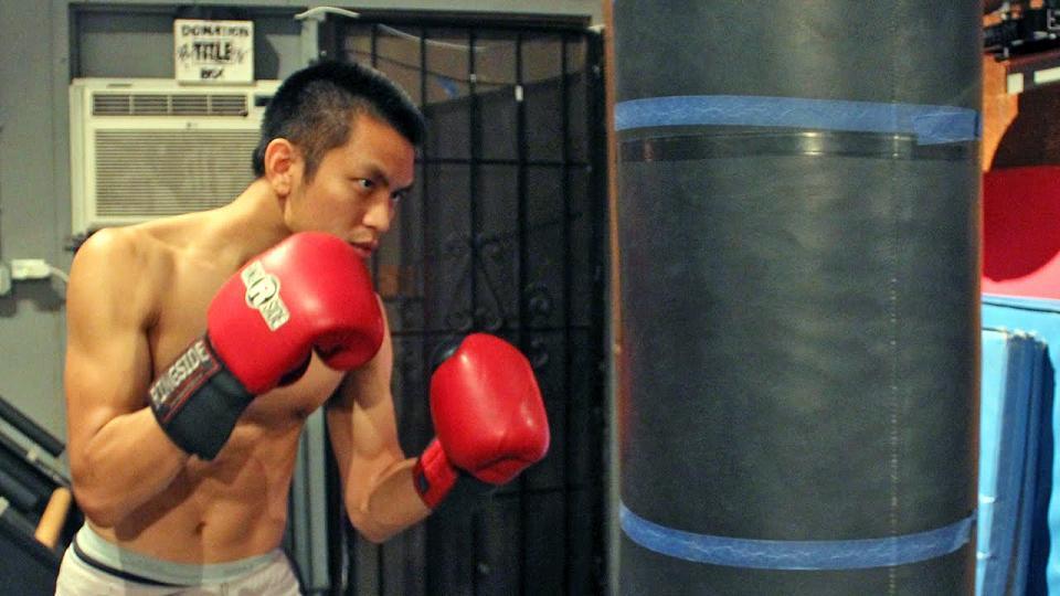 14 плюсов от тренировок с боксерским мешком