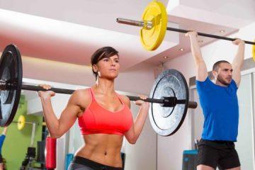 5 правил женской тренировки