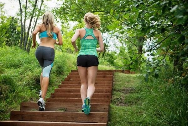 Полезные советы ходьбы по лестнице