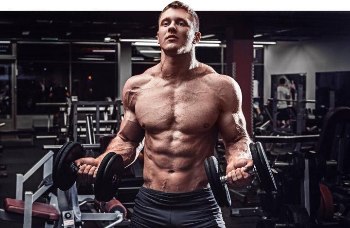 Зачем шокировать мышцы во время тренировки