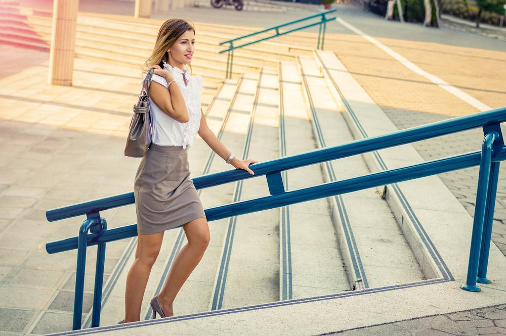Ходьба по лестнице: эффективный и доступный способ похудения