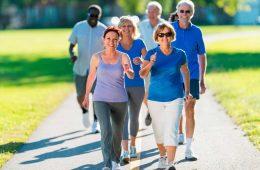 Оздоровительная ходьба для похудения