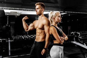 Программа тренировок для наращивания мышечной массы