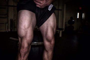 Программа тренировок для ног